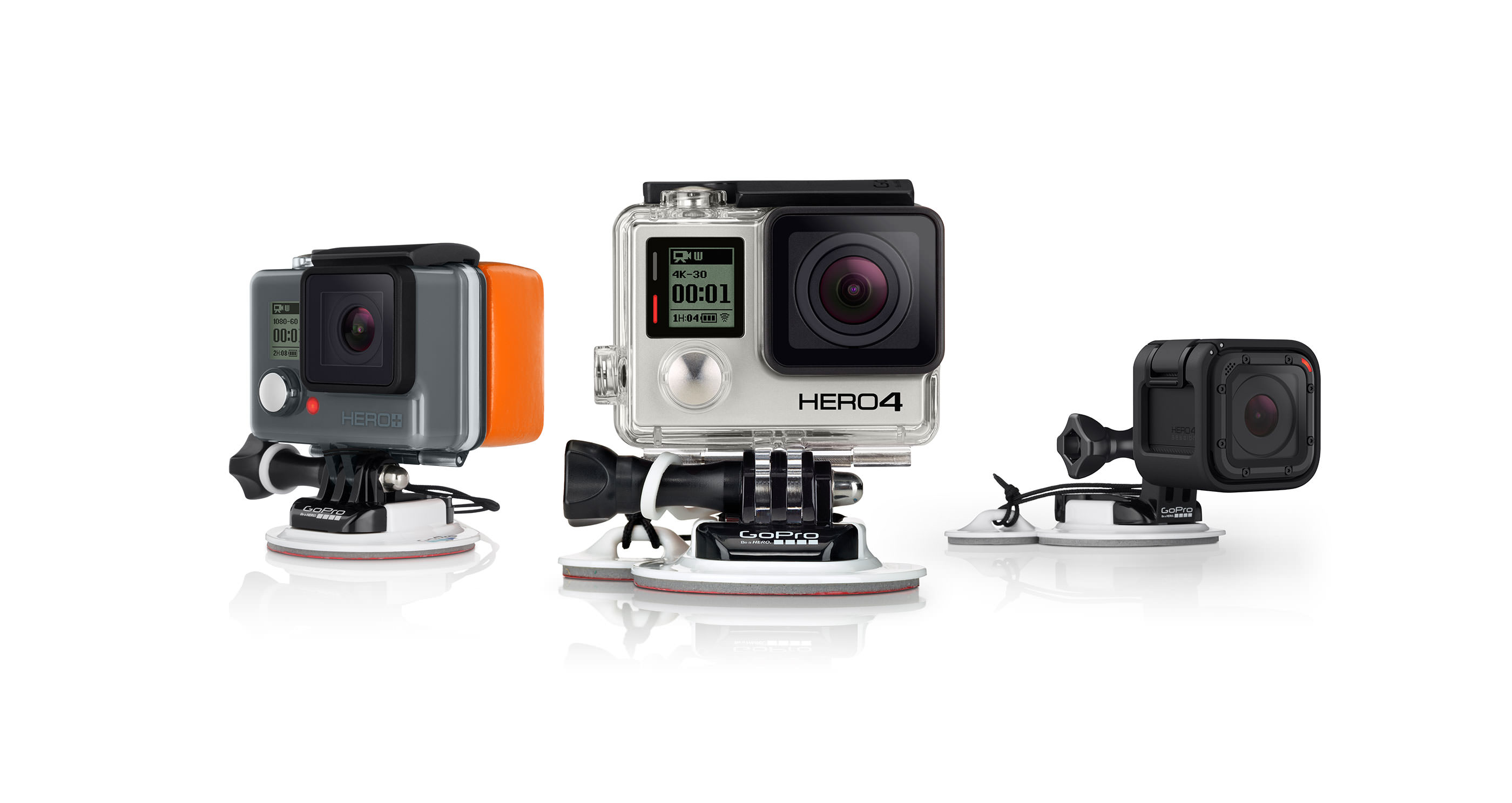 how to use gopro surfboard mount
